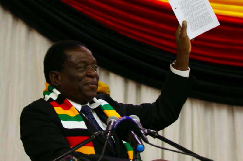 Will Zimbabwe's top court overturn the results of July election?