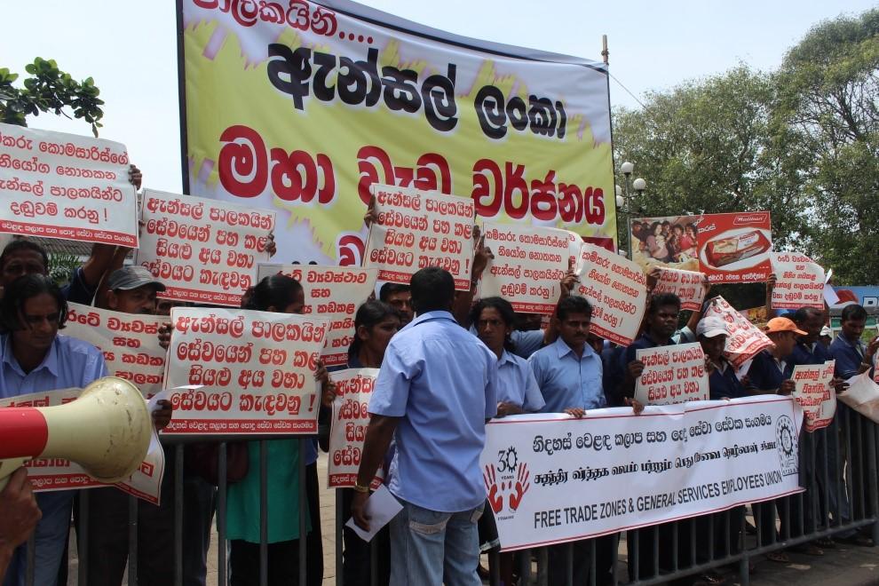 Will Sri Lankan government resign over protests?
