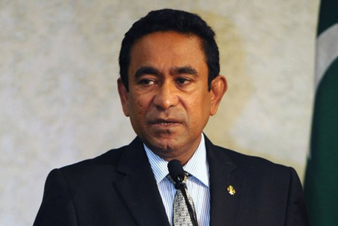 Will Abdulla Yameen be re-elected as Maldives' president?