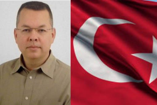 Will Andrew Brunson be released on 12 of October?