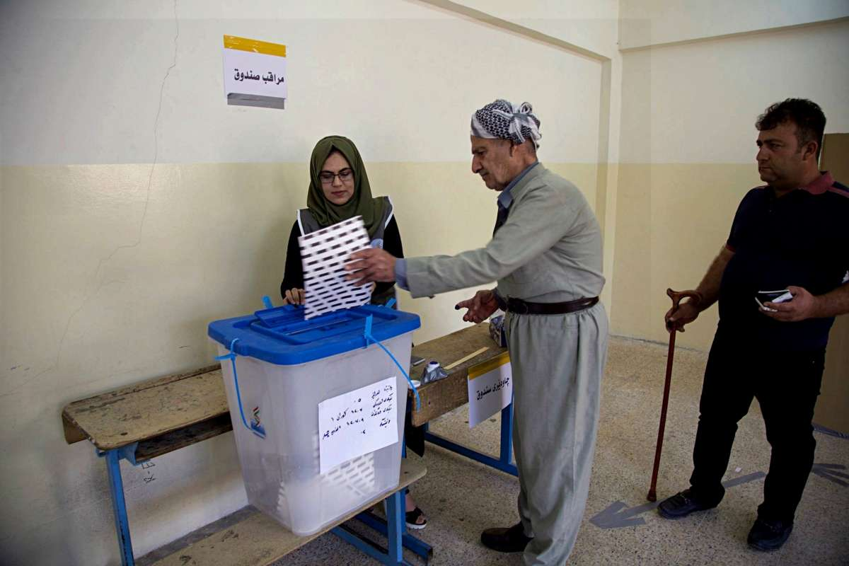 Will the Patriotic Union of Kurdistan recognize the election results?