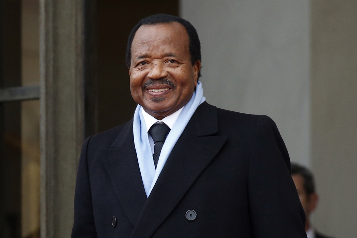 Will Cameroon's current president Paul Biya be reelected on October 7?