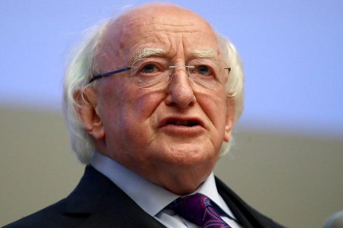 Will Michael D Higgins be re-elected in Irish presidential elections?