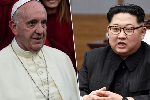 Will Pope Francis accept Kim Jong-un's invitation to Pyongyang?