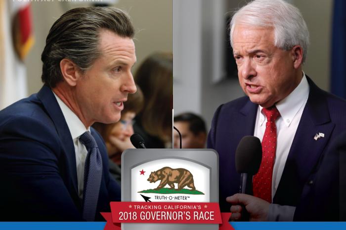 Will Republican John Cox win California governor position?
