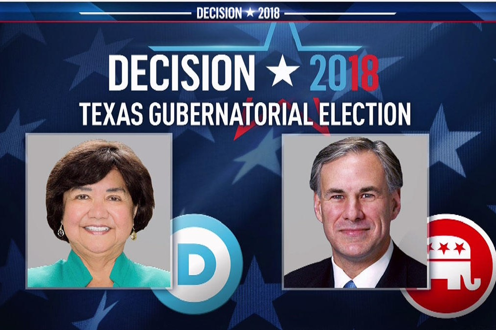 Will Democrat Lupe Valdez become The governor of Texas?