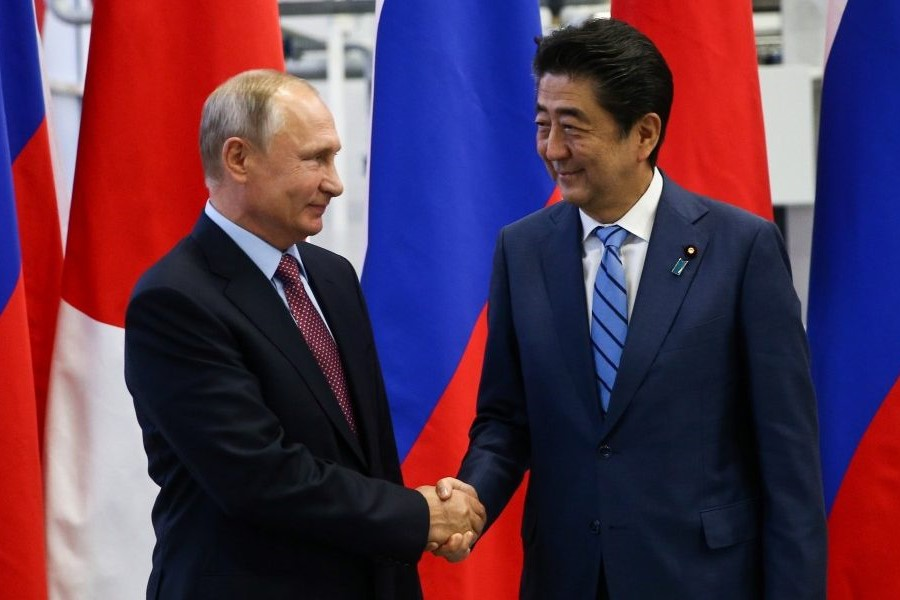 Will Japan sign a peace treaty with Russia?