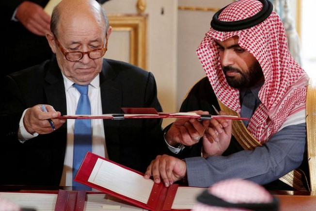 Will France impose sanctions against Saudi Arabia?
