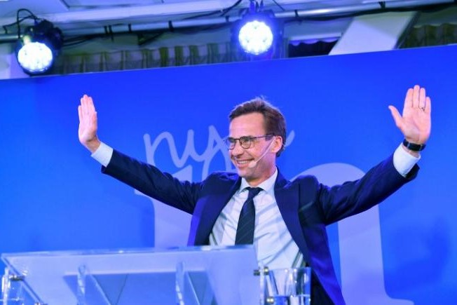 Will  Ulf Kristersson be elected as Swedish prime minister?