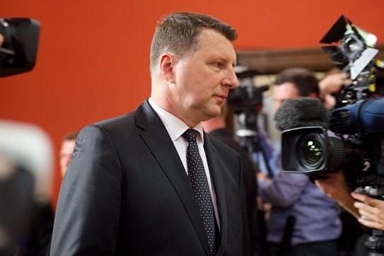 Will Latvian president dissolve parliament?