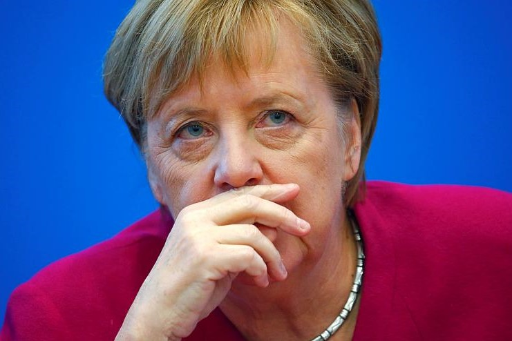 Will Angela Merkel pull out of the Brexit summit?