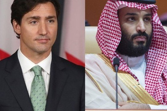 Will Canada cancel the arm deal with Saudi Arabia till 20 of January?