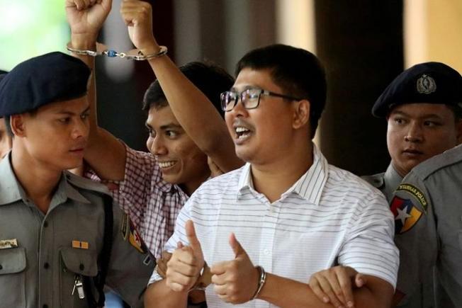 Will Myanmar release Reuters journalists?