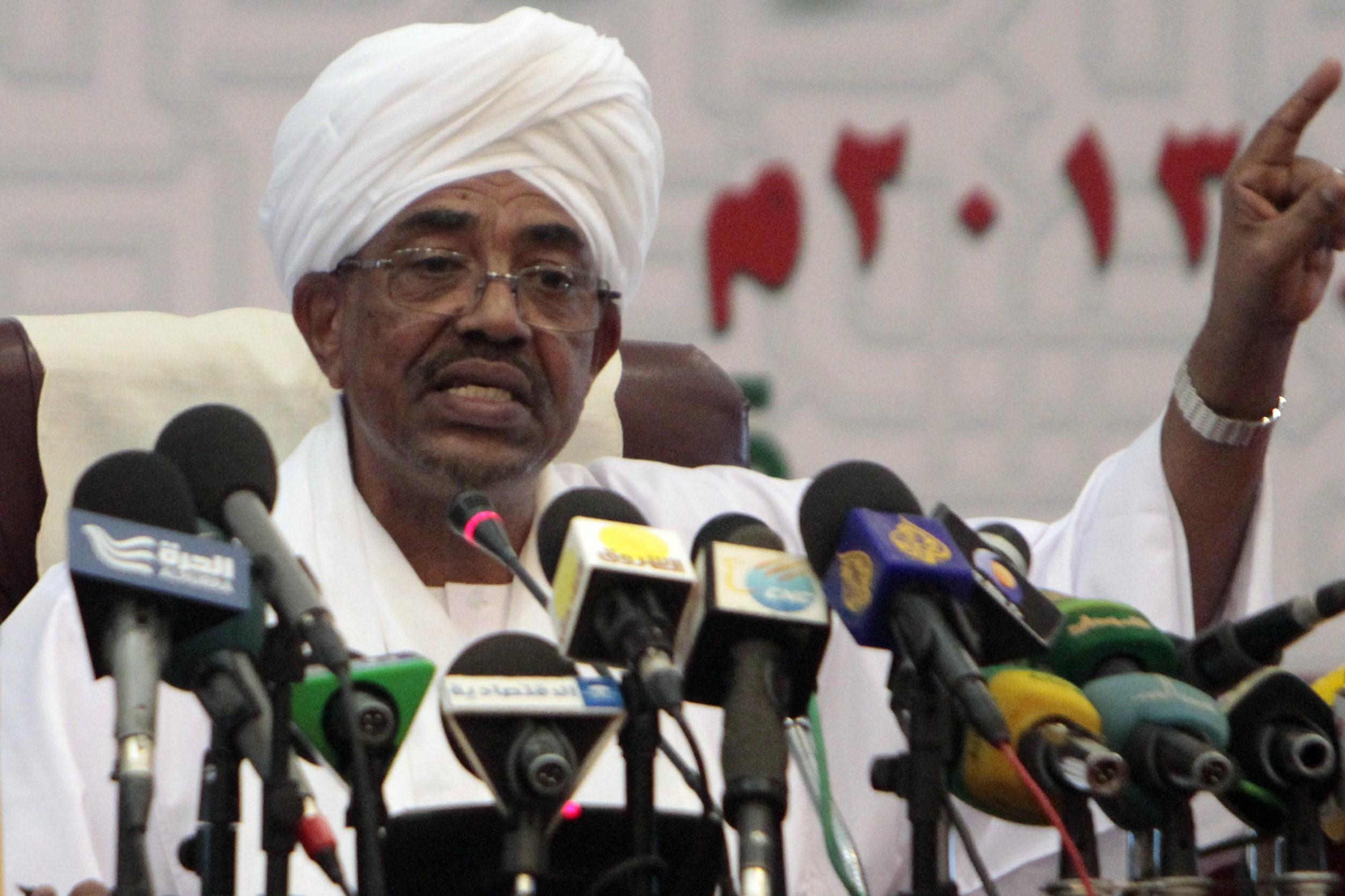 Will Sudanese President Omar Al-Bashir resign?