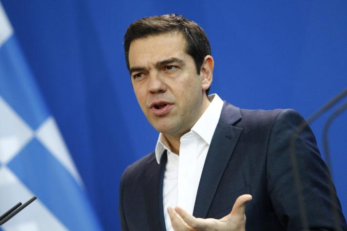 Will Alexis Tsipras win the confidence vote?