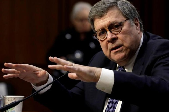 Will William Barr's nomination be confirmed by US Senate Judiciary Committee?