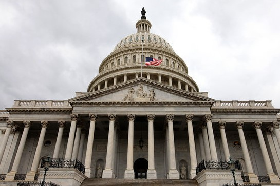 Will the House vote for the Democrat resolution to end national emergency declaration?