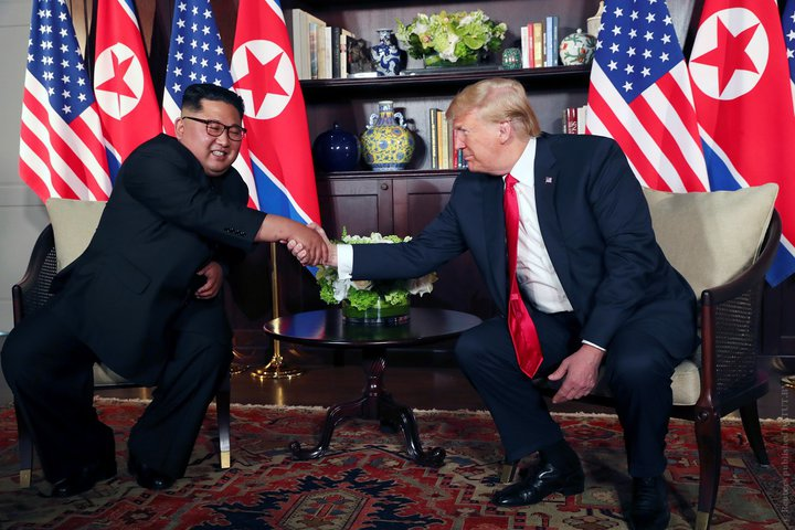 Will US announce about lifting North Korean sanctions  till the end of February?