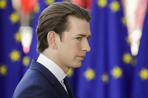 Will Austrian parliament back the 'security detention' amendment to the constitution?