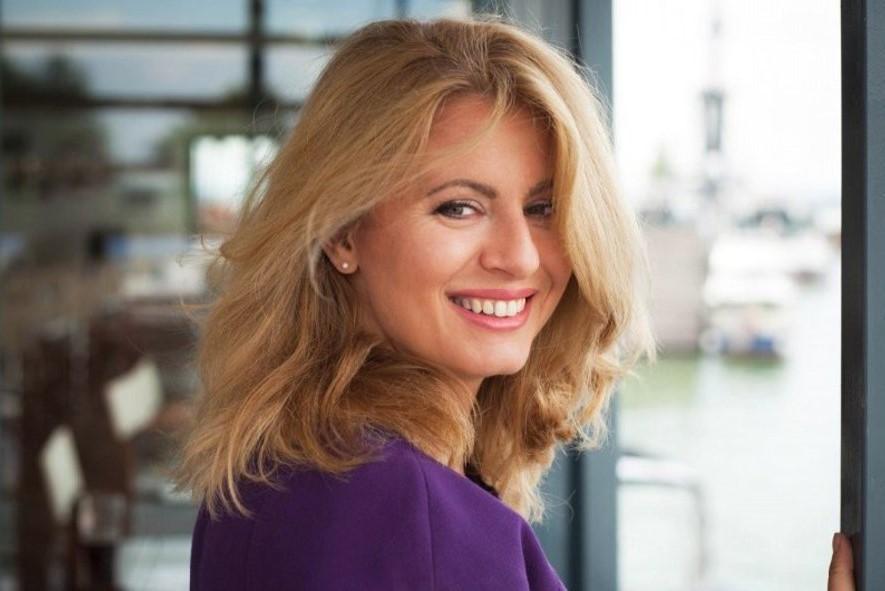 Will Zuzana Caputova win Slovakia's presidential election in the first round?