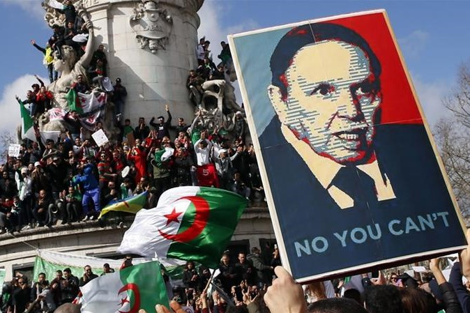 Will Algeria's president be ousted by the end of March?