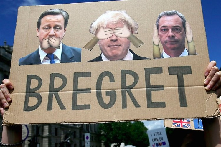 Will the UK parliament  vote for a second Brexit referendum?