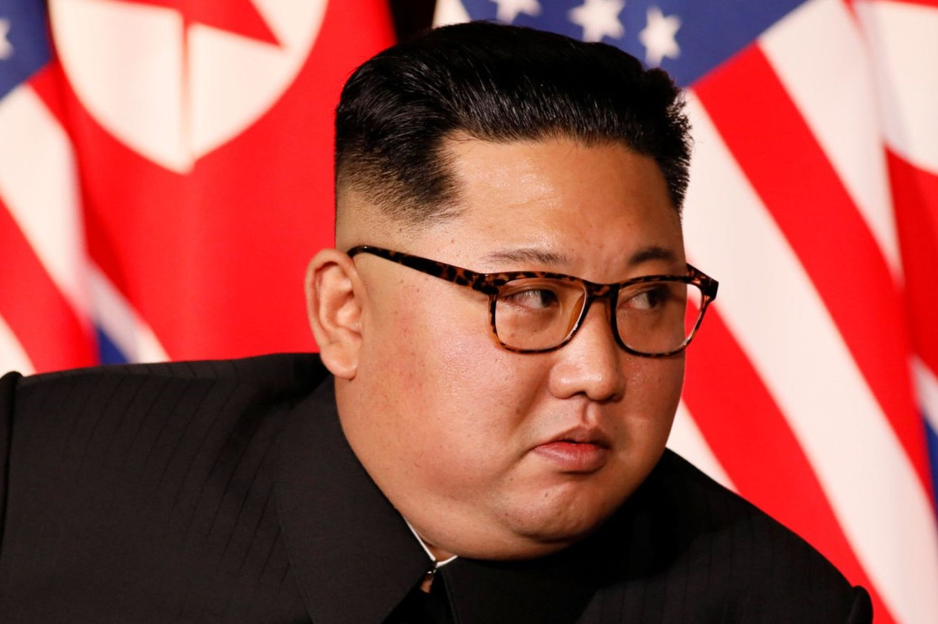 Will Kim Jong Un announce of suspending nuclear talks with US?