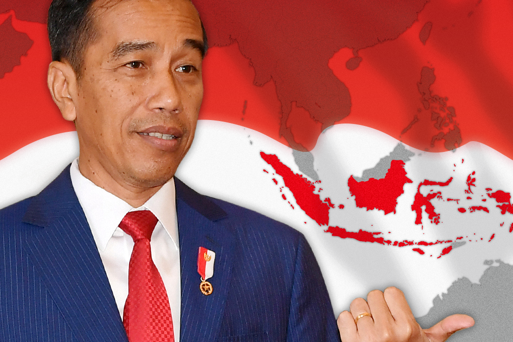 Will a coalition backing Indonesia's Widodo win majority in parliamentary elections?
