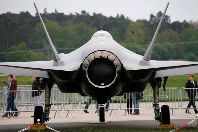 Will the US freeze F35 delivery to Turkey?