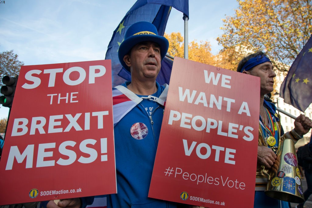 Will a decision to hold a second Brexit referendum be made?