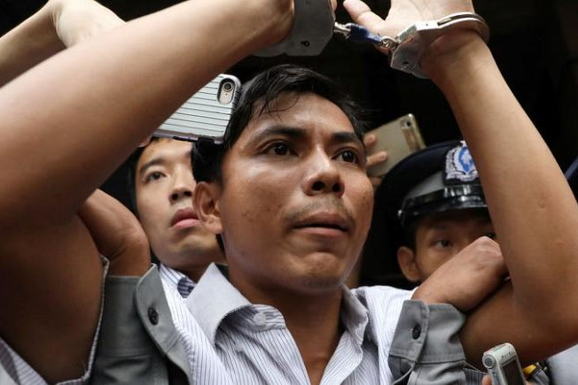 Will Myanmar release Reuters' journalists?