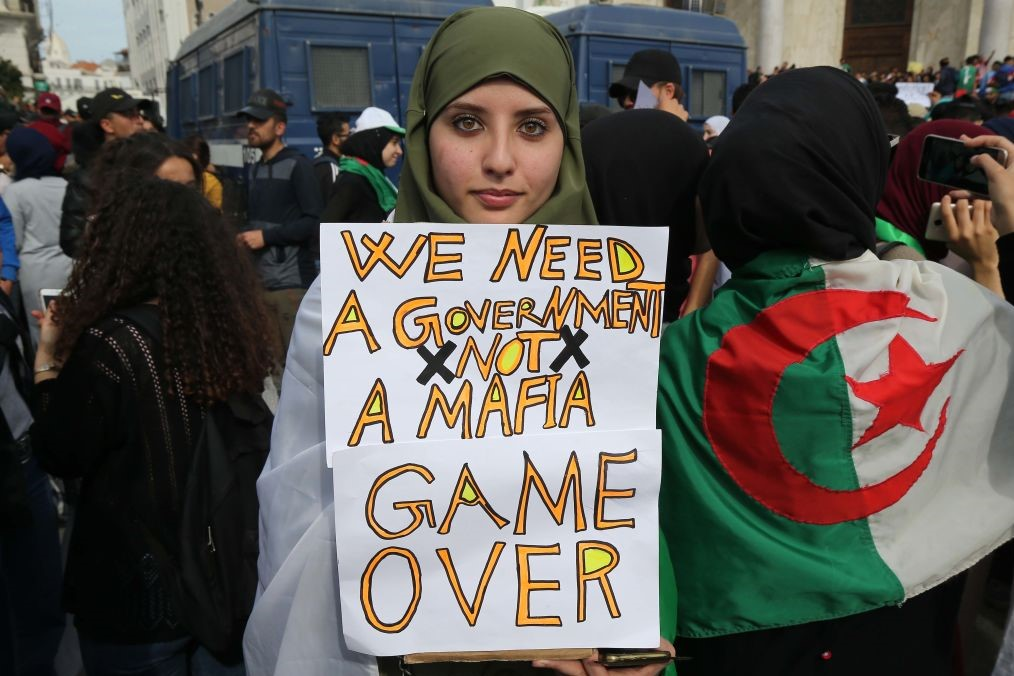 Will Algeria's Bouteflika resign over protests?