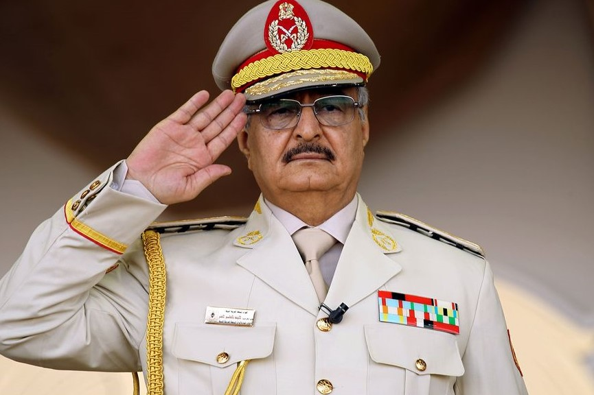 Will General Haftar's troops attack Tripoli?
