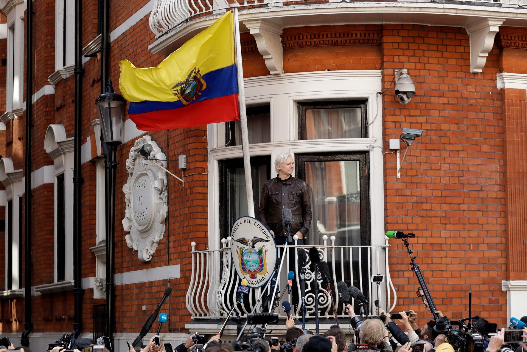 Jullian Assange's extradtion