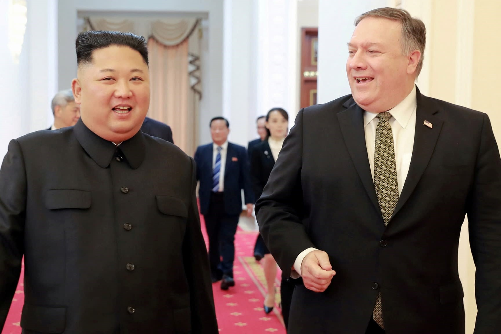 Will the US replace Pompeo in nuclear talks with North Korea?