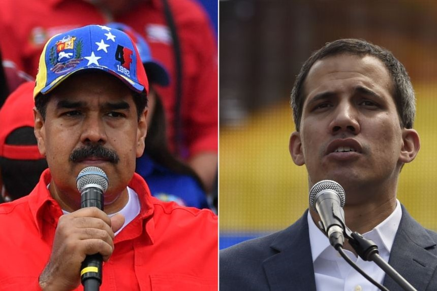 Will Nicolas Maduro resign?