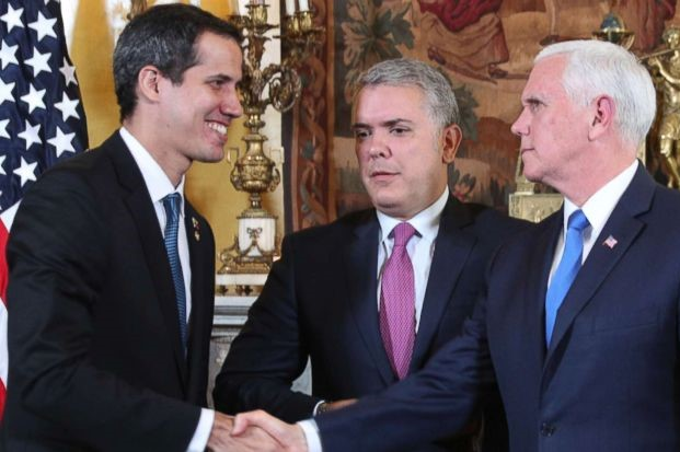 Will the US offer military assistance to Venezuelan opposition?