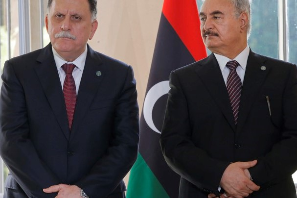 Will a ceasefire be reached in Libya?