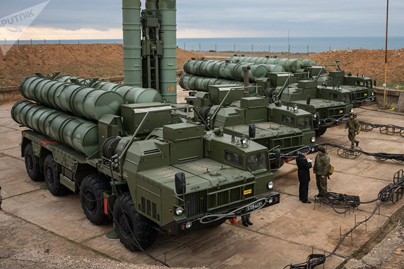 Will US impose sanctions on Turkey over S-400s?
