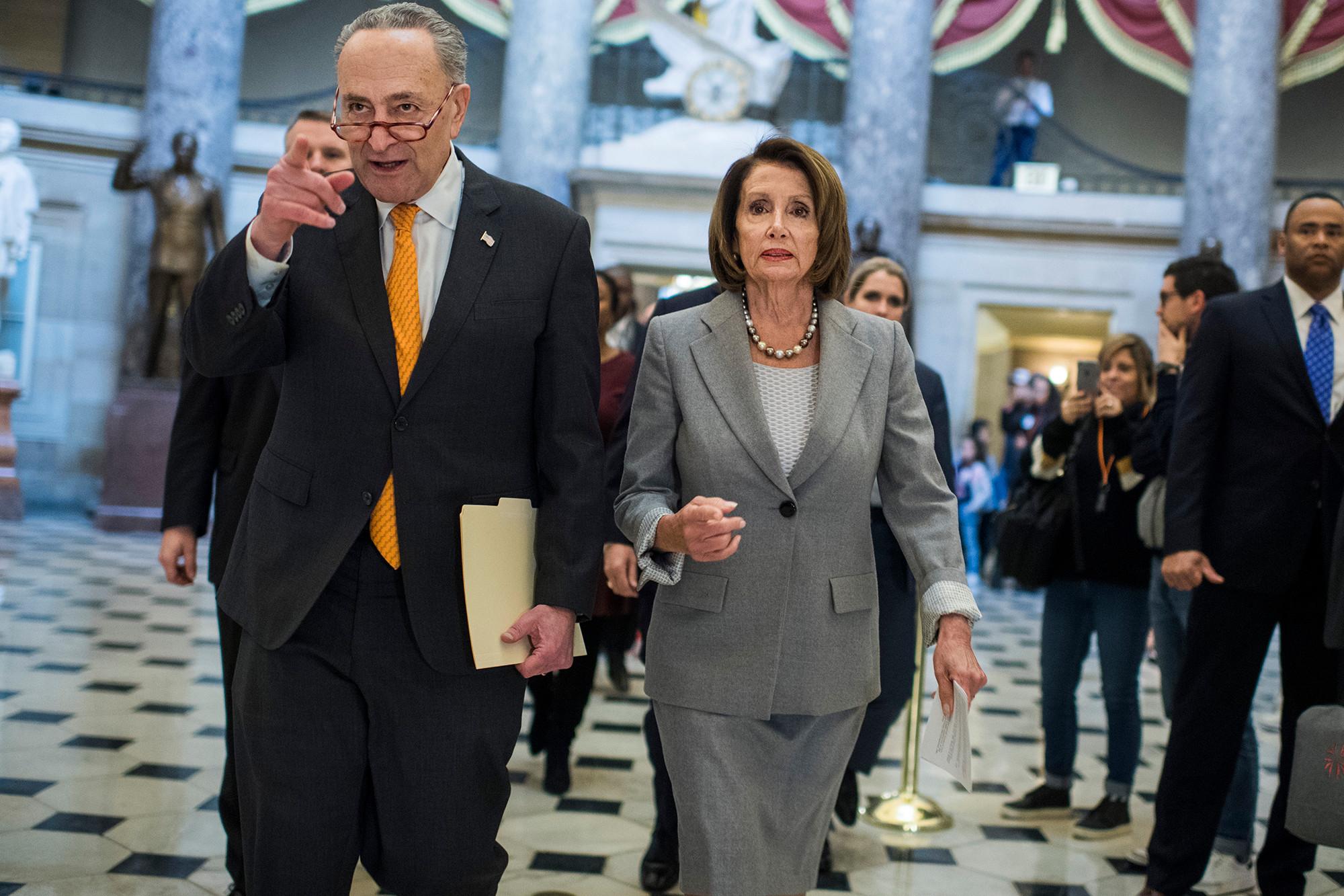 Will Congress reach a deal over U.S budget?