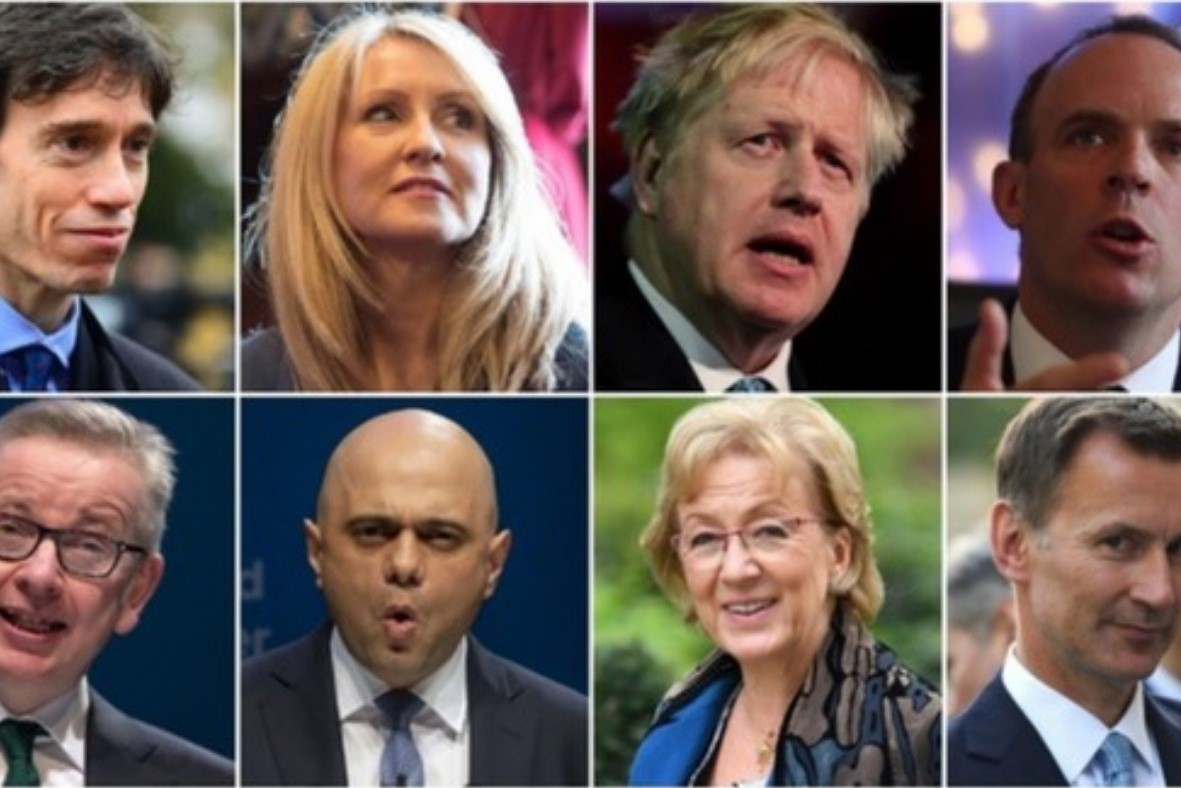 Will at least 5 candidates survive the first ballot of Tory leadership contest?