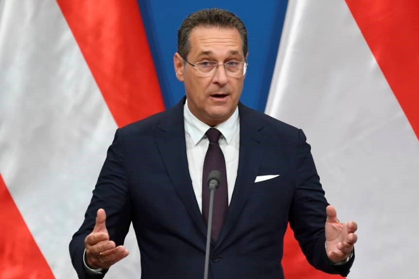 Will Austria's far-right leader be indicted for breach of trust till the end of June?