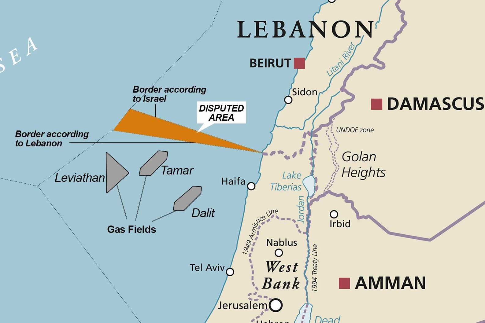 Will Israeli-Lebanese talks begin within a month?