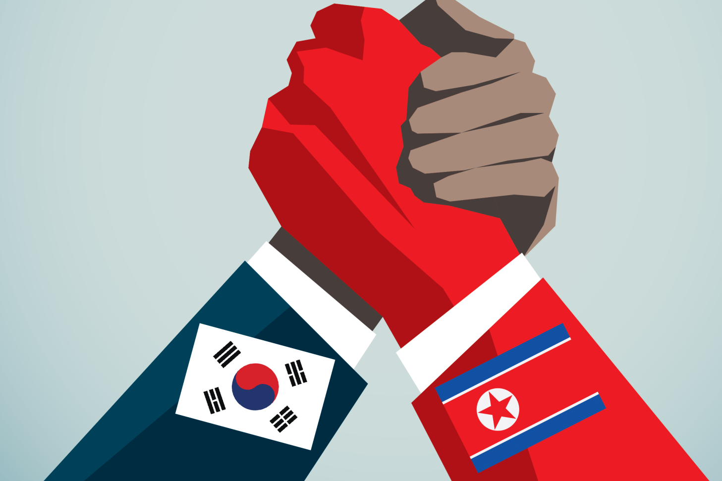 Will the leaders of North and South Korea meet before Trump's visit?