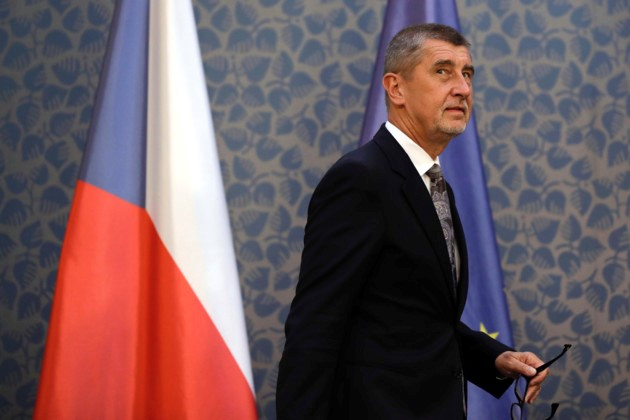 Will Czechia's PM resign over mass protests?