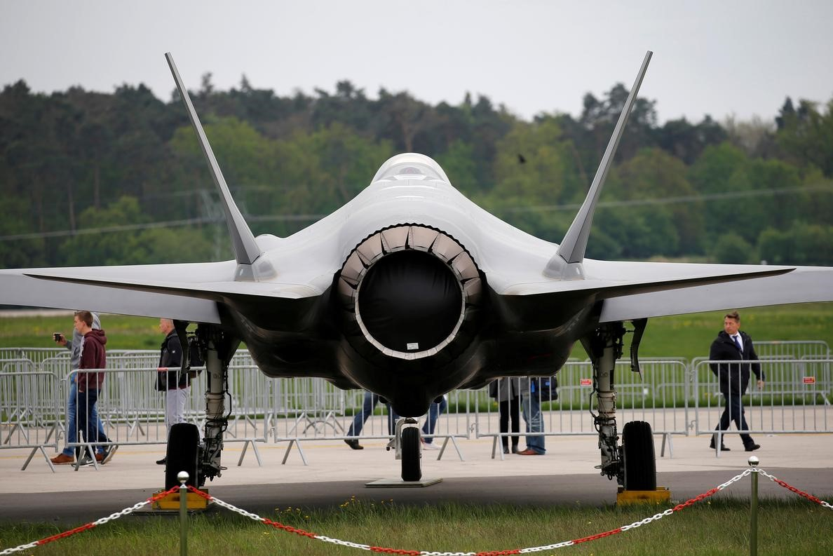 Will US remove Turkey from F-35 program?
