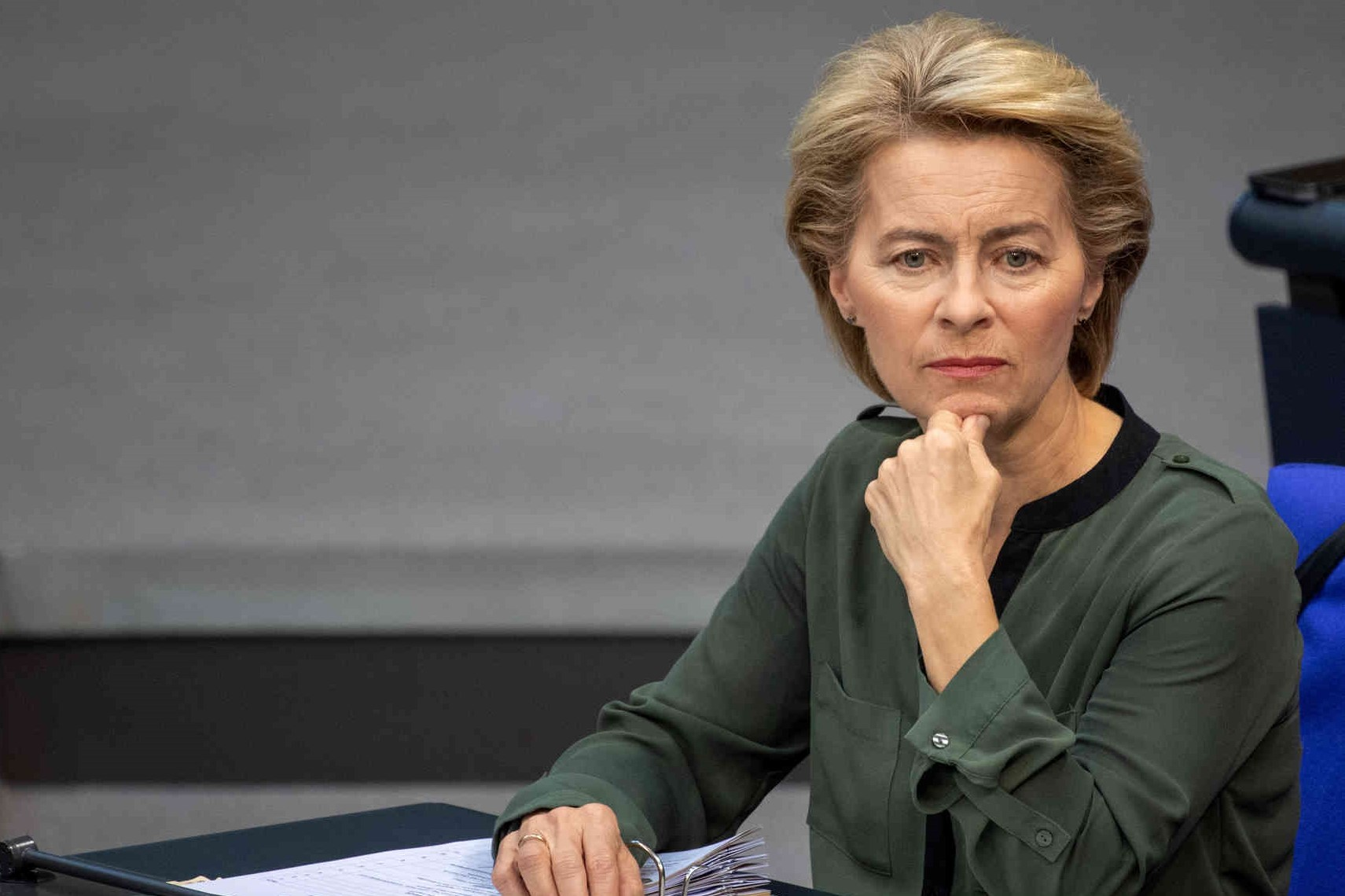 Will Ursula von der Leyen be approved as EU commission president?