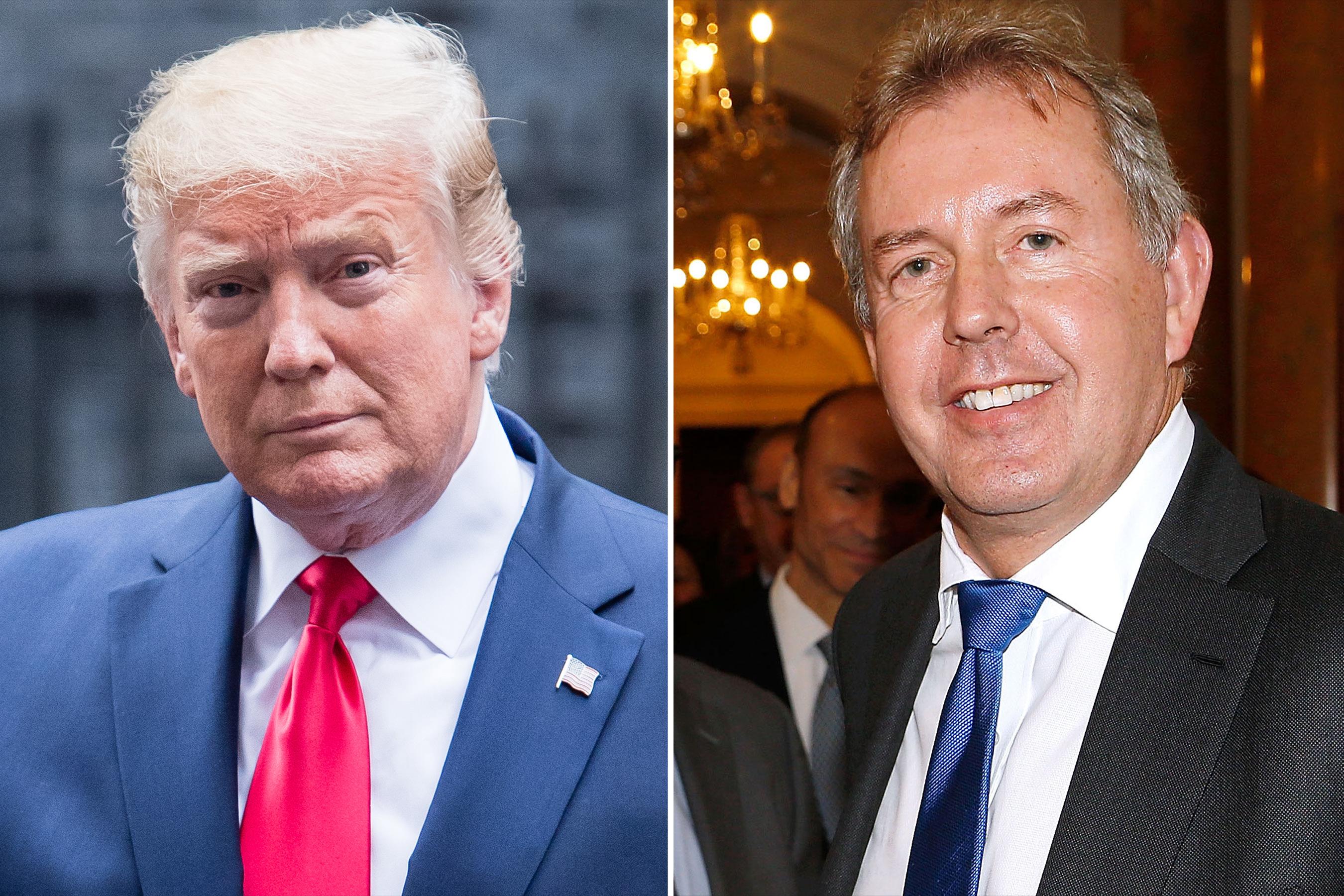 Will UK recall their ambassador to US?