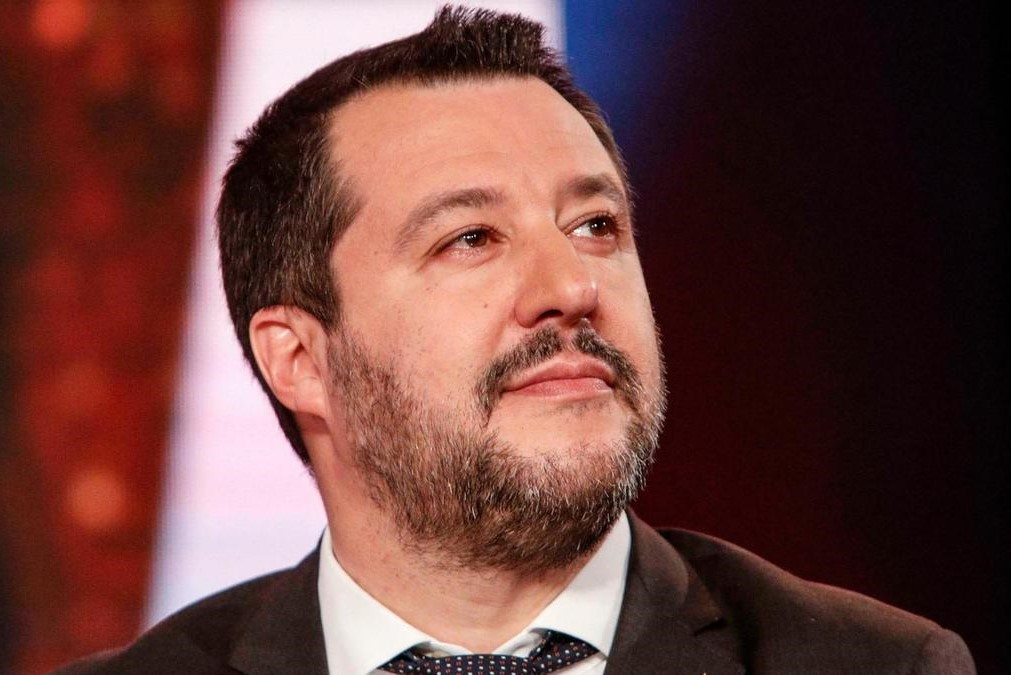 Will Salvini address Russian money allegations in parliament?