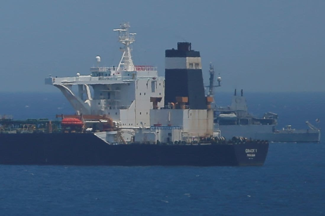 Will UK release Iranian oil tanker?